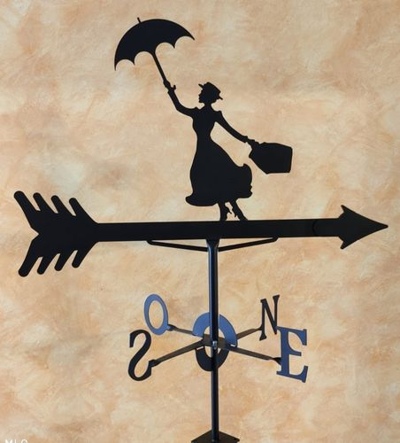Veleta Mary Poppins, 80cm.